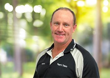 Travis Warner from Trav's Trees - Tree Services