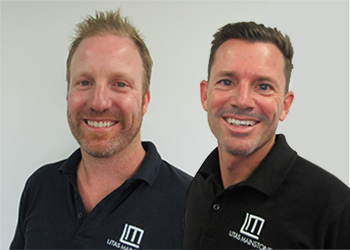 Chris Litas and Chad Mainstone from Litas Mainstone - Plumbing