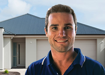 Jay Simpson from Golden Ridge Roofing - Metal Roofing & Guttering Services