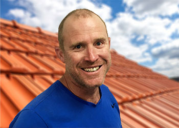 Chris Ecob from Element Roofing Services Tiled Roof Restoration & Repairs