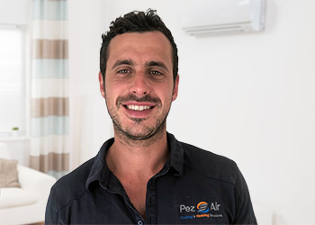 Nick Pezzaniti fro Pez Air - Air-Conditioning & Heating