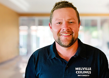 Louis Mahony from Melville Ceilings Plasterboard Ceilings & Walls