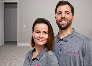Wesley and Eva Pinnegar from 4Eva Kleen - Carpet Cleaning