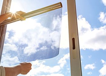 Tint your exposed windows and keep your home cooler this summer