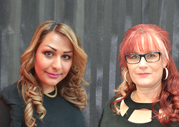 The Hair District team - Hairdressing Services