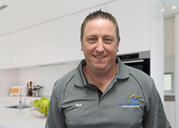 Rodney Mills from Master Class Cabinets - Kitchen Renovations