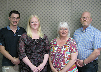 The Wardrobe Solutions team