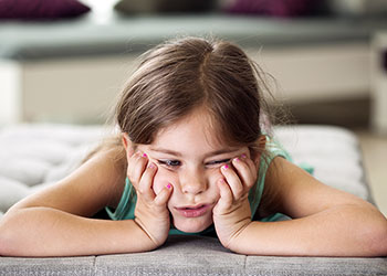 Let your kids be bored. It's an incredibly good thing.
