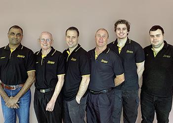 The Progressive Auto team - Automotive Repairs & Servicing