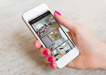 Keep an eye on your home – from your phone!