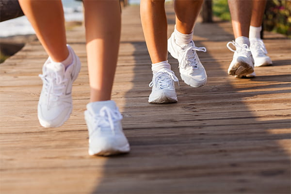 Create a walking group in your street