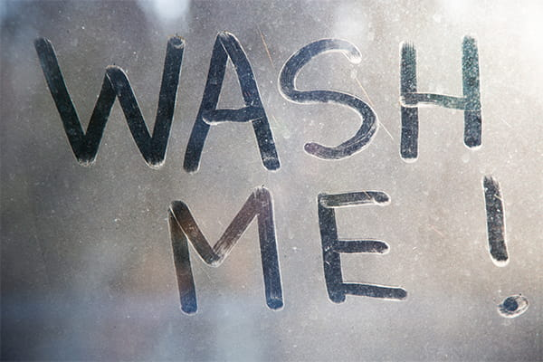 Five reasons why your windows keep getting dirty