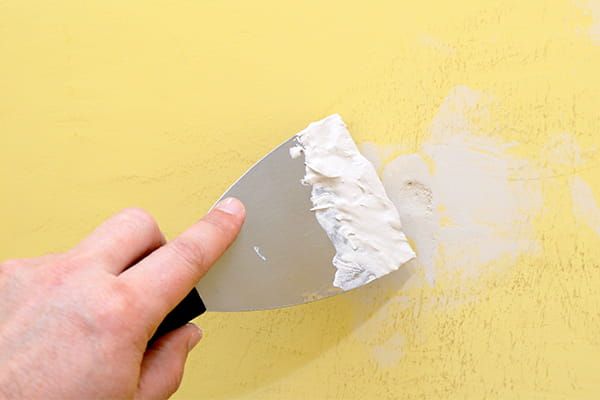 The secrets to perfectly preparing your house for painting
