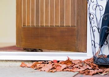 Do you have a misbehaving wooden door?