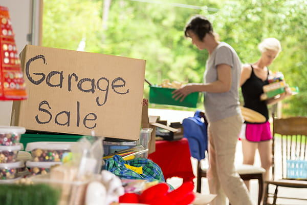 Join the Garage Sale Trail