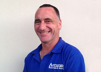 Mick from Accurate Removals & Storage