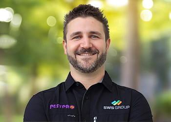 Brendan from Pestpro Pest Control