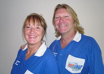 Greg and Elaine from Amazing Clean Blinds Wanneroo - Blinds Cleaning & Maintenance