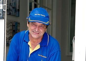 Graeme Finlayson from Best Sliding Door Doctor - Sliding Door Repairs