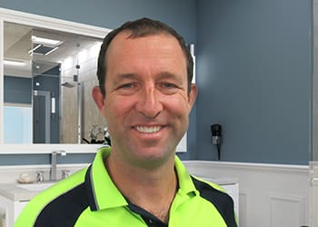 Matt Latham from O'Brien Plumbing
