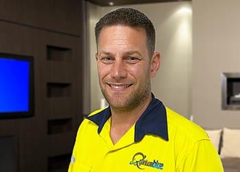 Steven Kirkby from Quantum Blue Antennas - Antenna, TV & Data Services