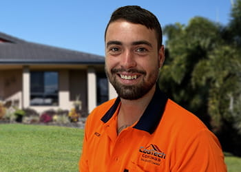 Ricky Smartt from CoolTech Coatings Tiled Roof Resoration & Repairs