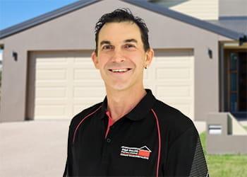 David Galos from D&S Gallos Installations - Garage Doors