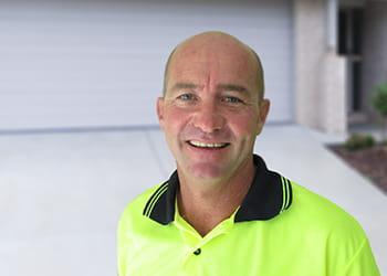 Stephen Herring from Garage Door Solutions