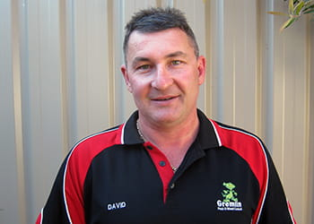 David from Gremlin Pest & Weed Control