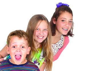 Three kids - Helen O'Grady Drama Academy (Eastern suburbs)