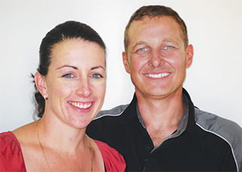 Laurell and Brett Glover from Huntingdale Automotive Repairs - Automotive Repairs & Servicing