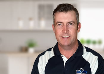 Sean Blackmore from Infinity Cabinetmaking - Kitchen Renovations