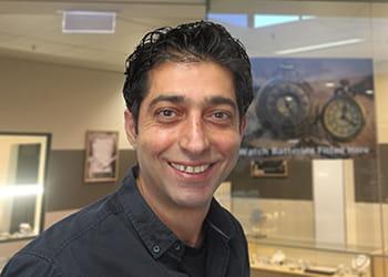 Mehdi from M & M Jewellers - Jewellery