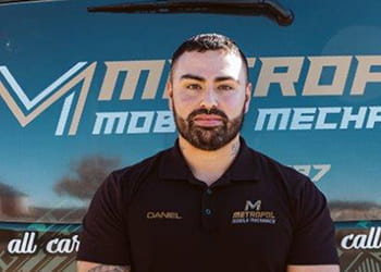 Daniel from Metropol Mobile Mechanics - Automotive Repairs & Servicing