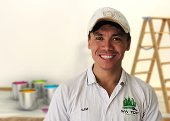 Sam Rezai from WA Top Painters - Painting & Decorating Services