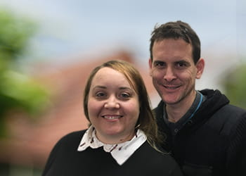 Jade and Simon from Perth Pest Control