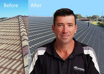 Grant from Platinum Roof Coatings Tiled Roof Resorations & Repairs