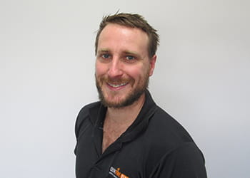 Dion Hornsey from Quikfire Electrical
