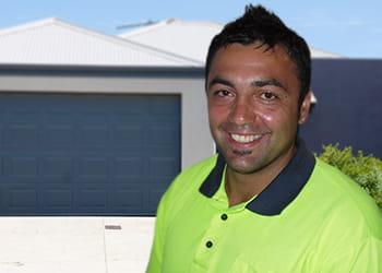 Antonio from Statewest Garage Doors