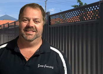 Addam from Swan Fencing