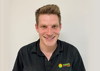 Peter Moore from Terrasol Electrical Services