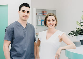 The team at The Reef Dental Centre - Dental Services