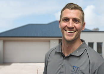 Greg O'Sullivan from Top Notch Roofing - Metal Roofing & Guttering Services