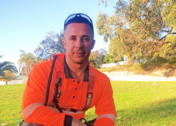 Sam Southall from Treeline - Tree Services