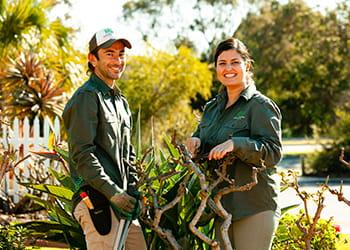 The team from Weeding Women Fremantle - Garden Services