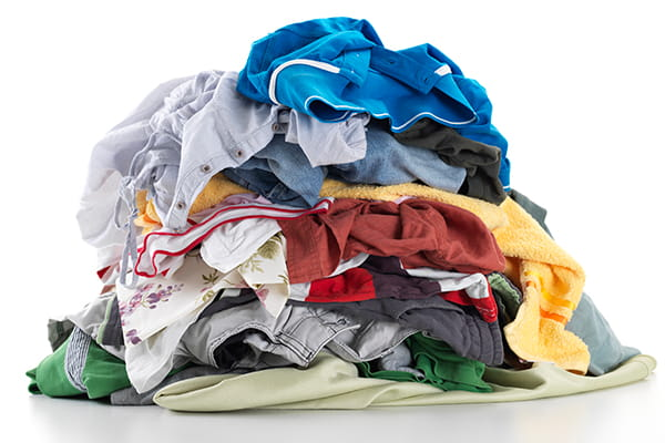 What to do with clothes that aren't good enough to donate
