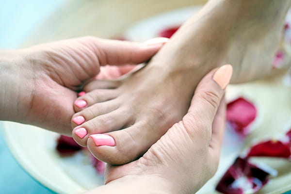 Treat your feet and feel amazing!