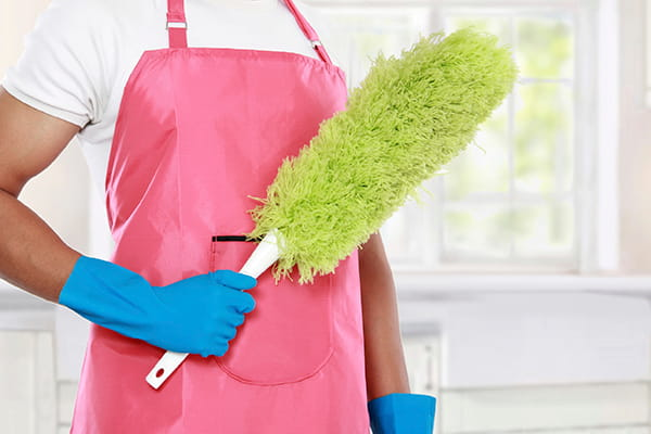 Great news. Spring cleaning is good for you!