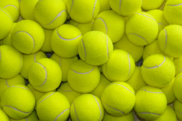 7 sensational tennis ball tips