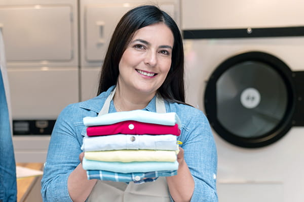 Hate doing the laundry? Then don't!
